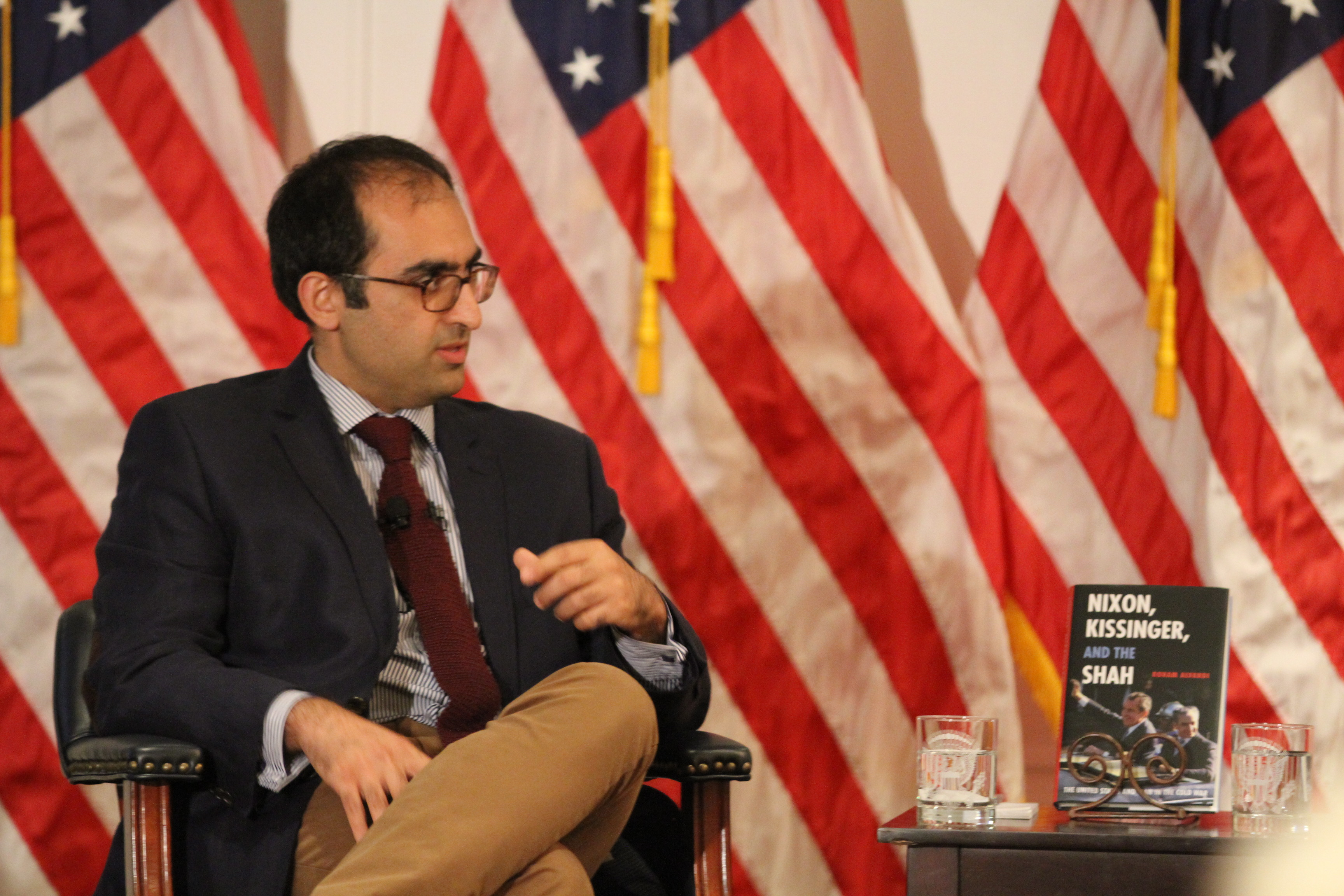 Video: Nixon, Kissinger, and the Shah with Roham Alvandi