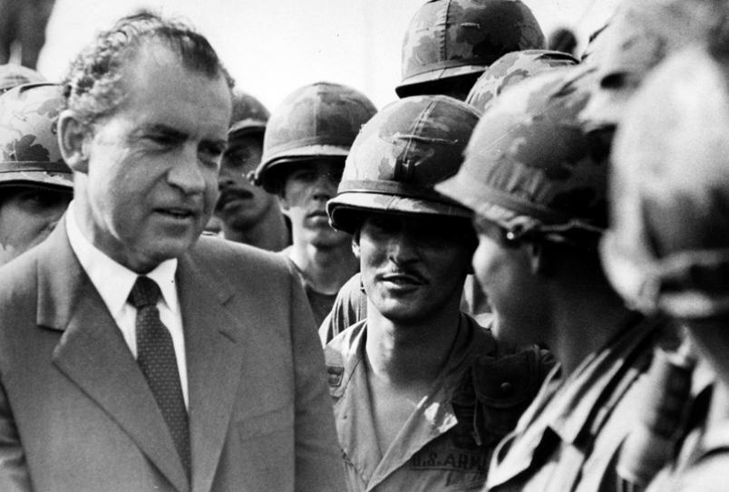 Nixon Expands Veterans Benefits