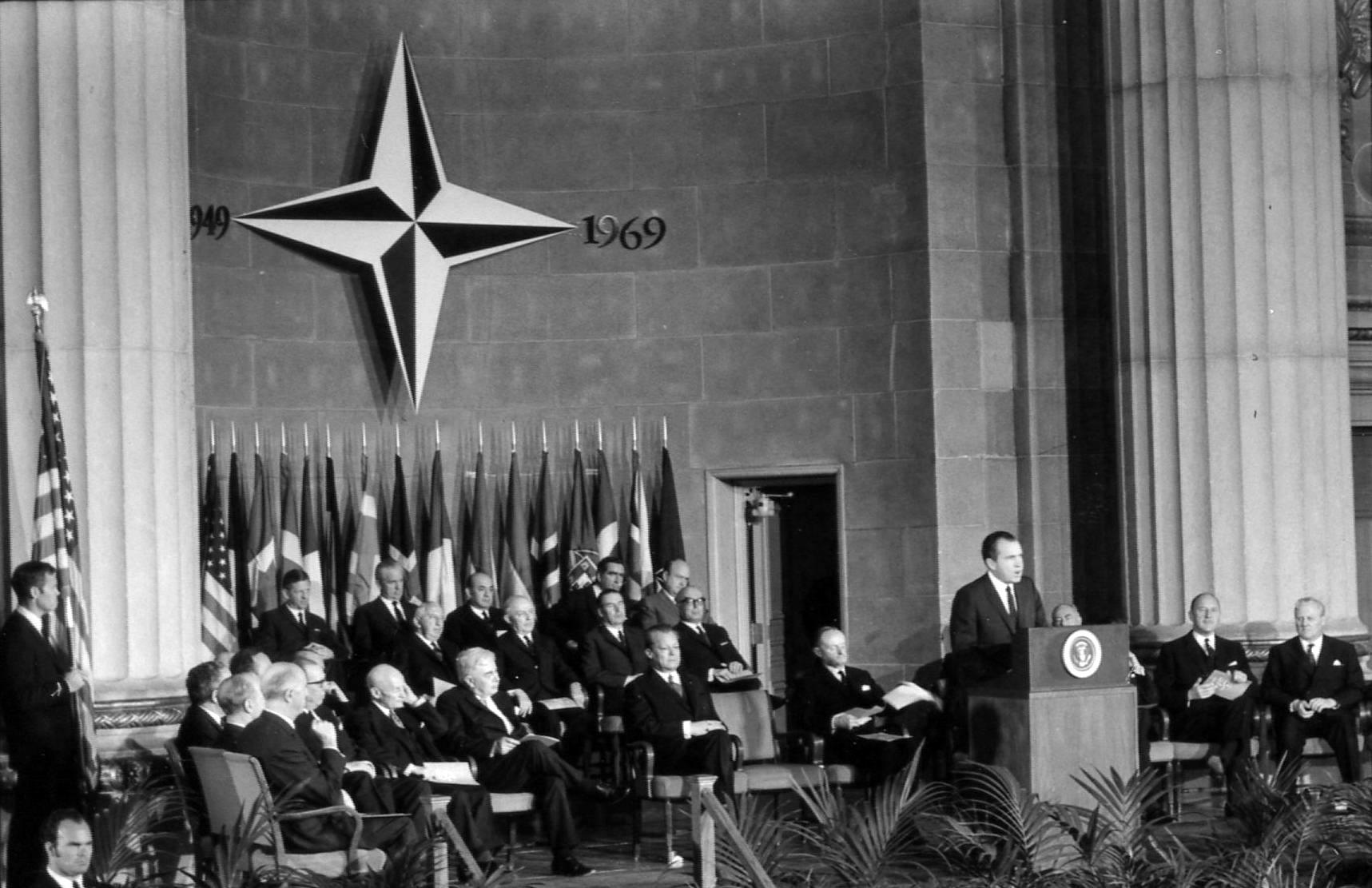 President Nixon's Vision of NATO
