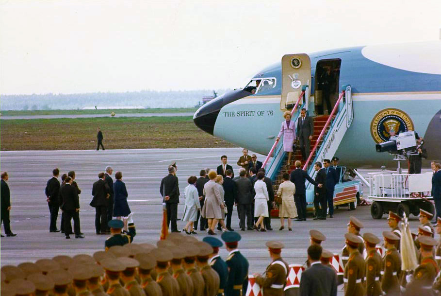 Moscow 1972: Eve of the Summit