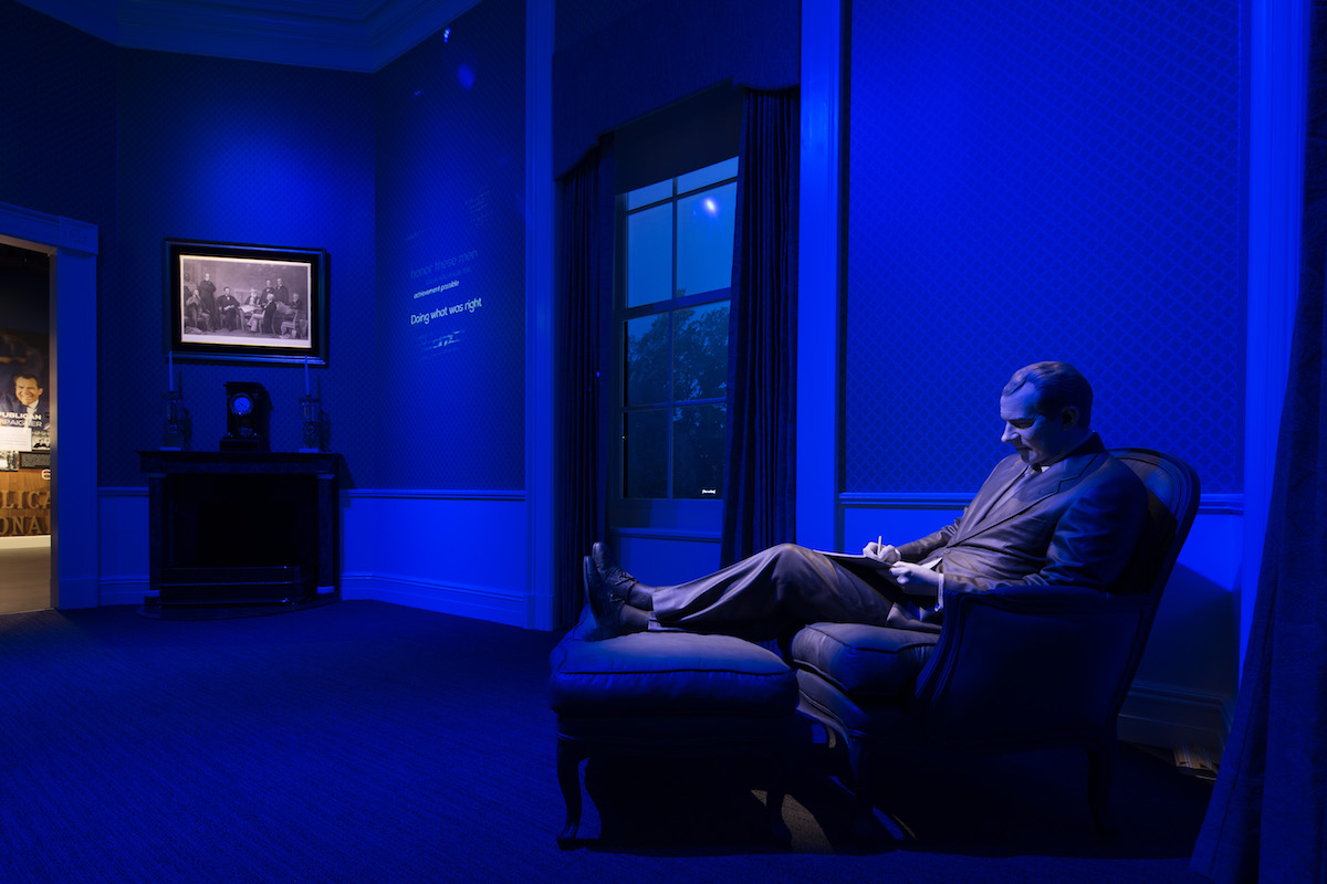 USA Today Features the New Nixon Library