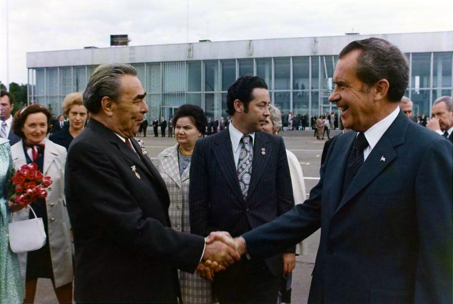How Would Nixon Handle Russia in the 21st Century?