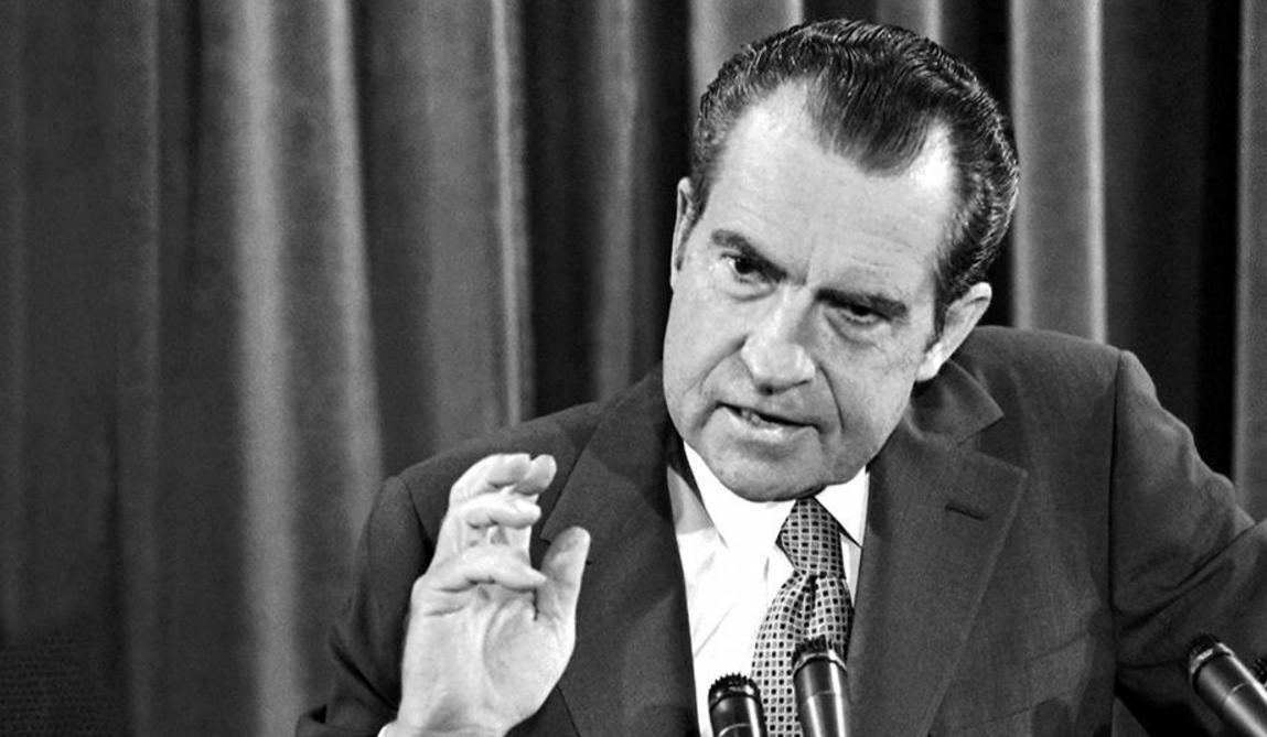 Conrad Black: Bogus Vietnam Charges Against Nixon