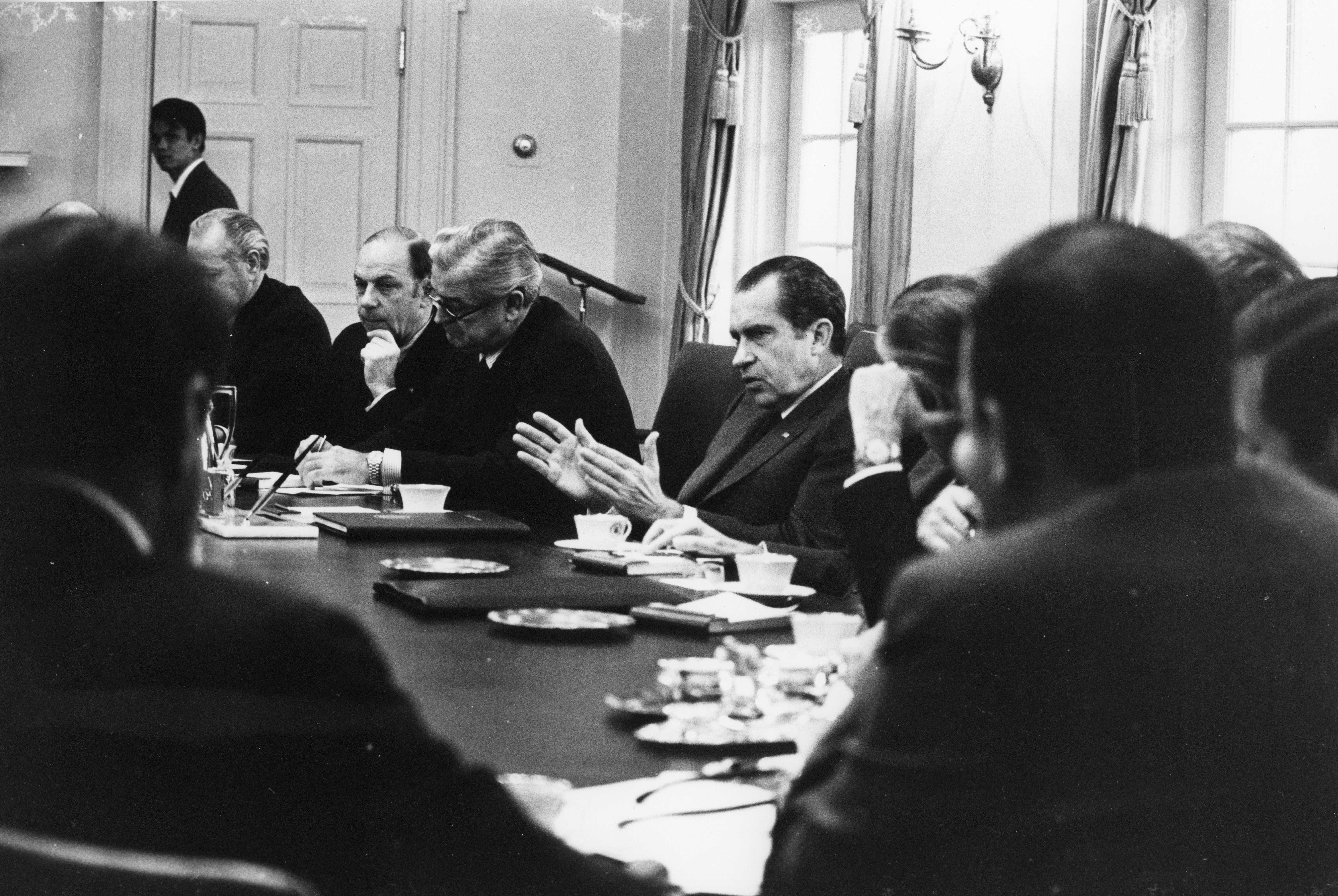 Nixon's Revolutionary Vision for American Governance