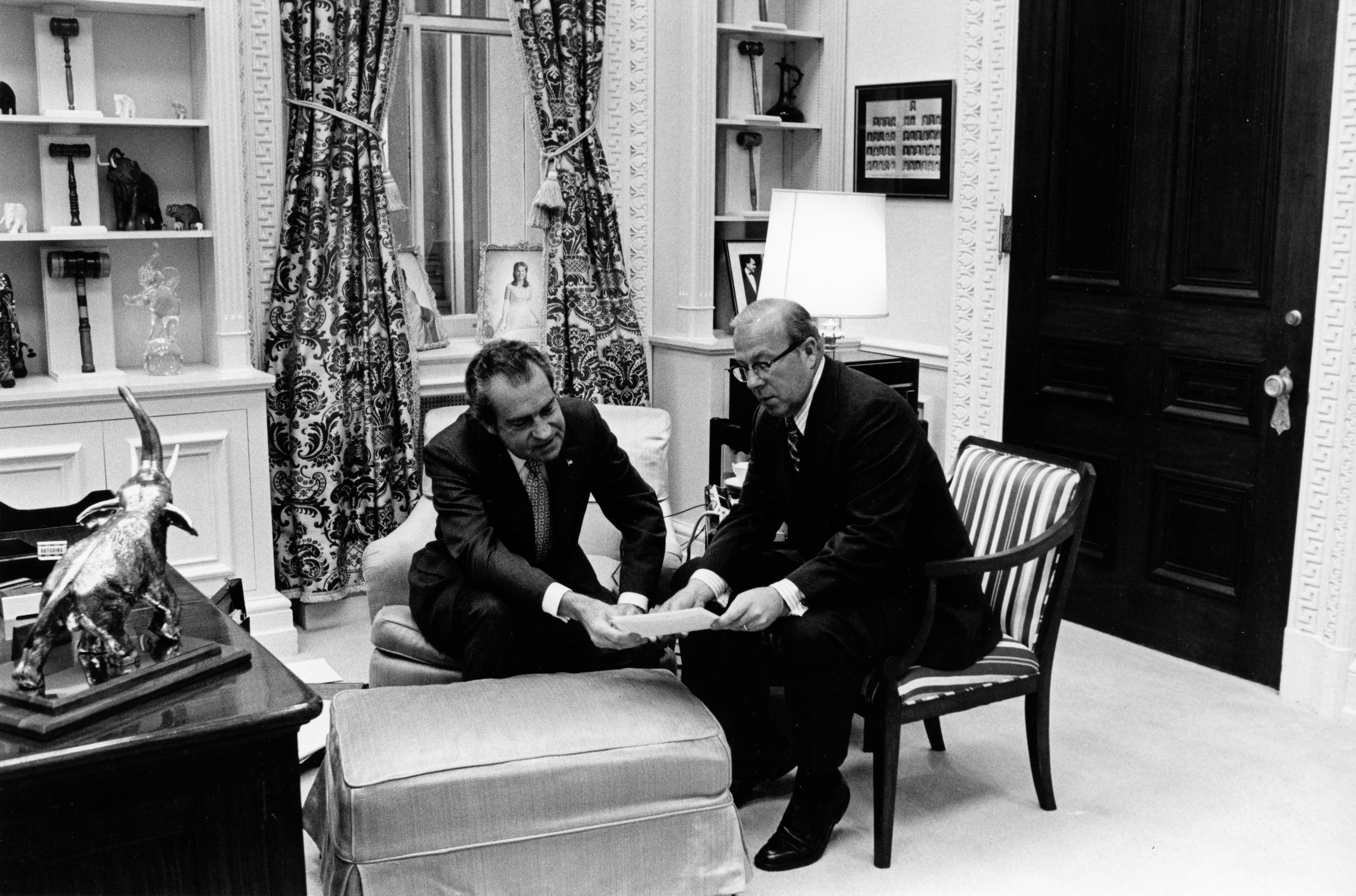 Nixon and School Desegregation: Perspective from George Shultz