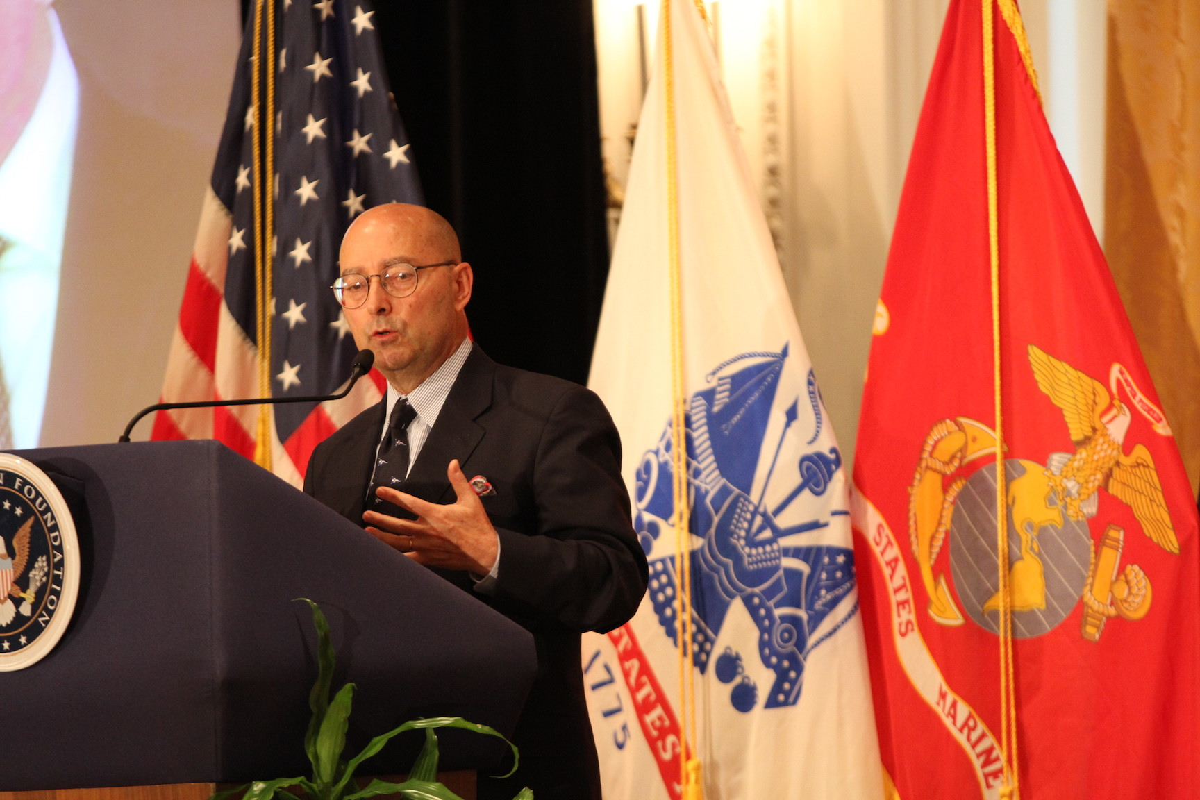 Video: Admiral James Stavridis Talks The Seven Seas