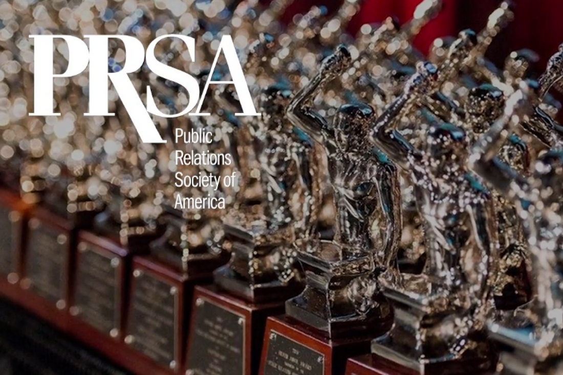 Nixon Foundation Wins PRSA Silver Anvil Award