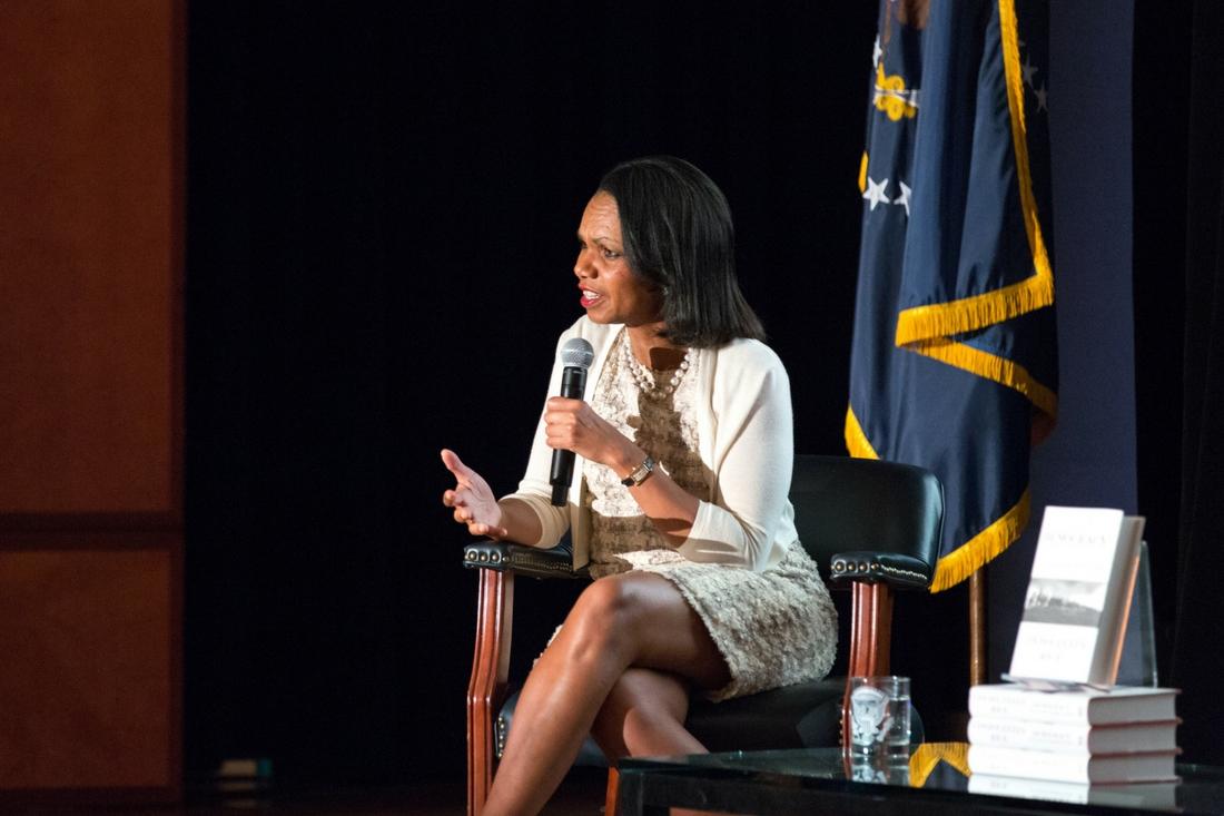 Video: Dr. Condoleezza Rice at the Nixon Library