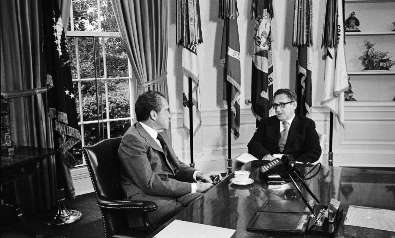 How Nixon and Kissinger Dealt with North Korea