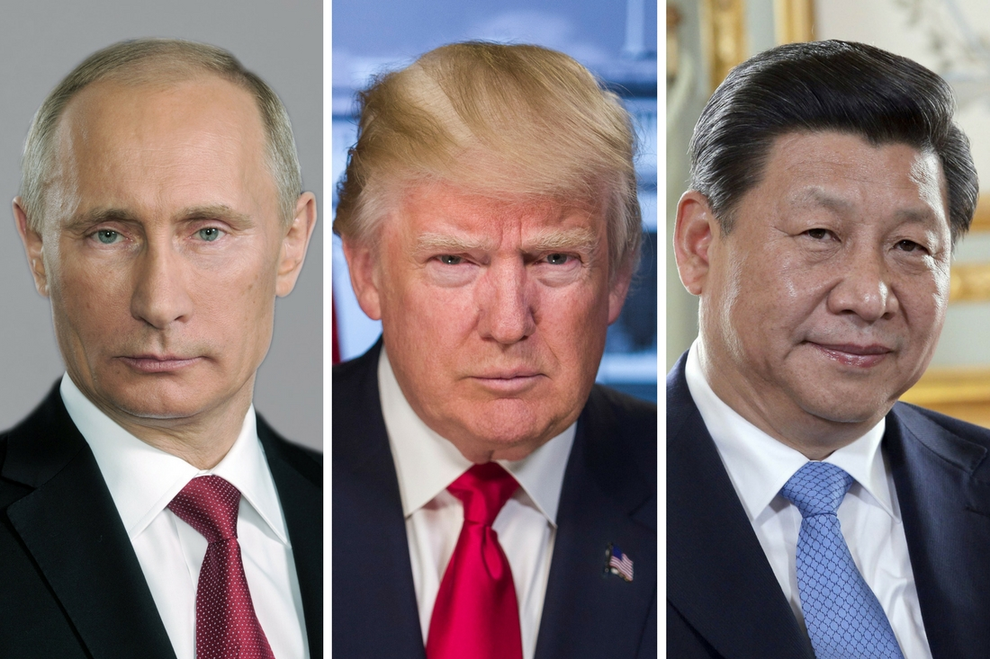 Video: Relations Between the World's Great Powers in the Age of Trump