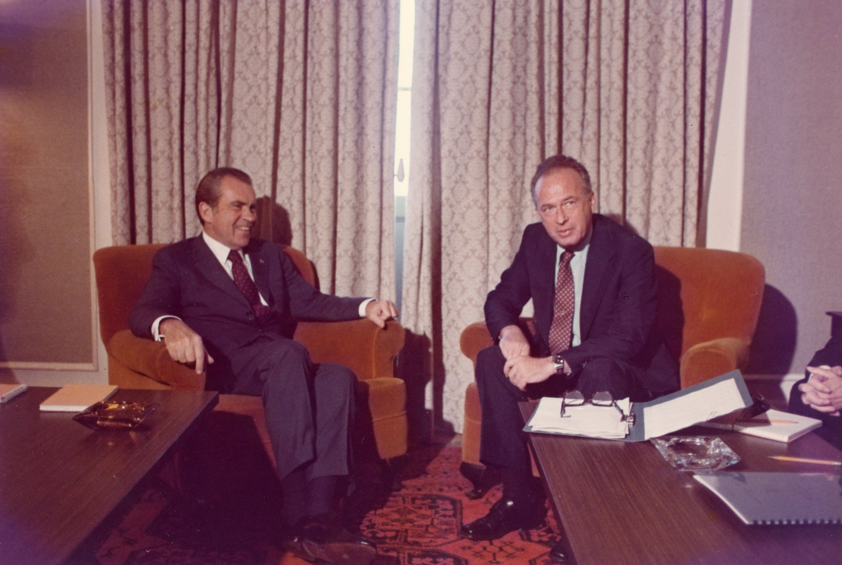 September 1972: Nixon Weighs Options Following Munich Terror Attack