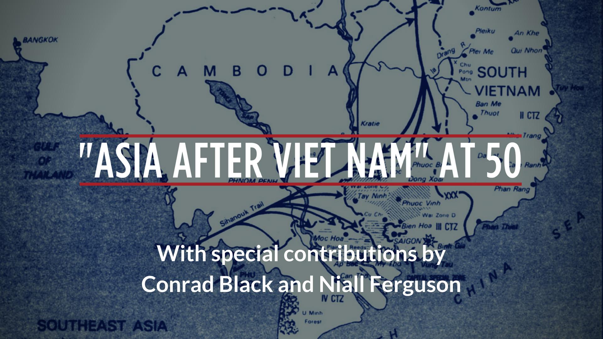 "New Online Exhibit: ""Asia After Viet Nam"" at 50"