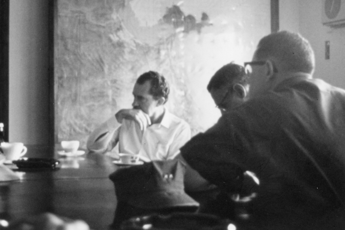 After Viet Nam: Richard Nixon, Henry Kissinger and the Search for a Strategy to End the Vietnam War