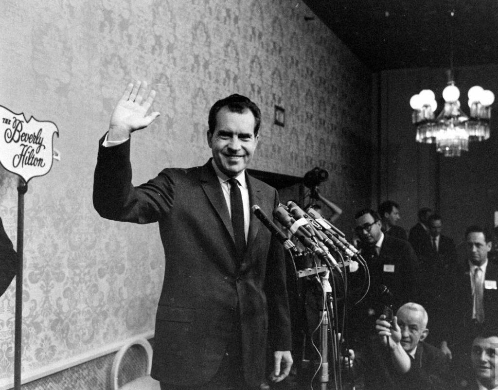 "55 Years Ago — ""The Last Press Conference"""
