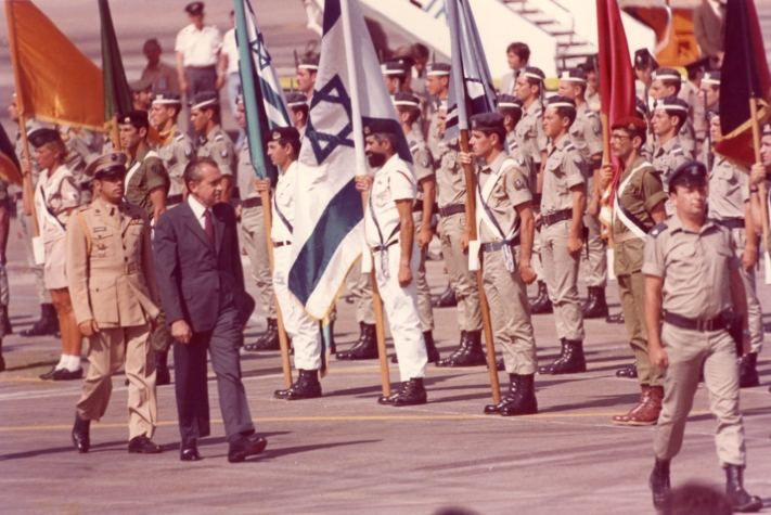 Middle East 1973: Calculating a Careful Response