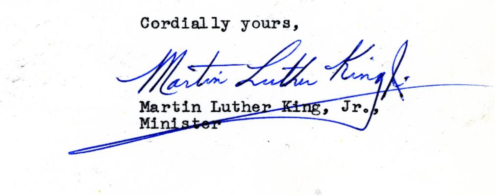 New Online Exhibit: MLK