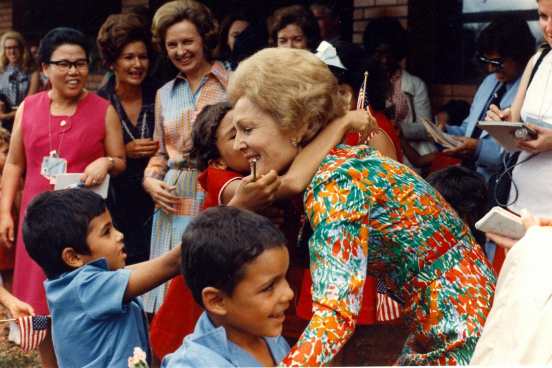 First Lady Pat Nixon Remembered