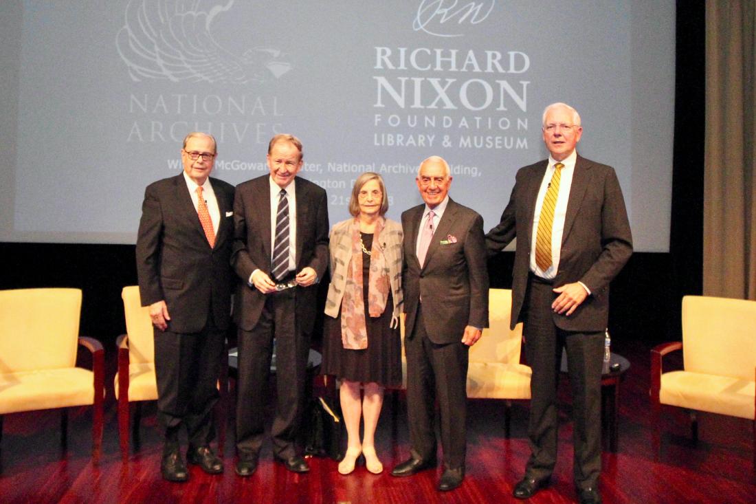 Nixon Campaign Aides Revisit RN's 1968 Election Victory