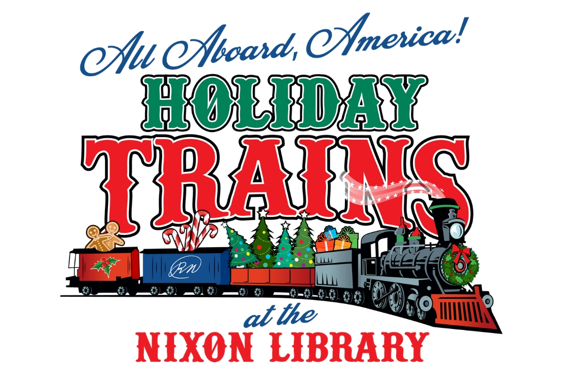 TRAINS at the Nixon Library