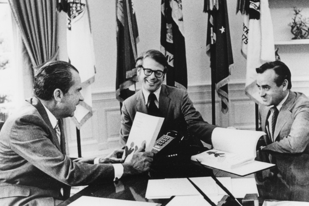 podcast stephen hess on working for nixon and eisenhower richard
