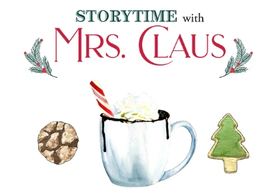 Storytime with Mrs Claus