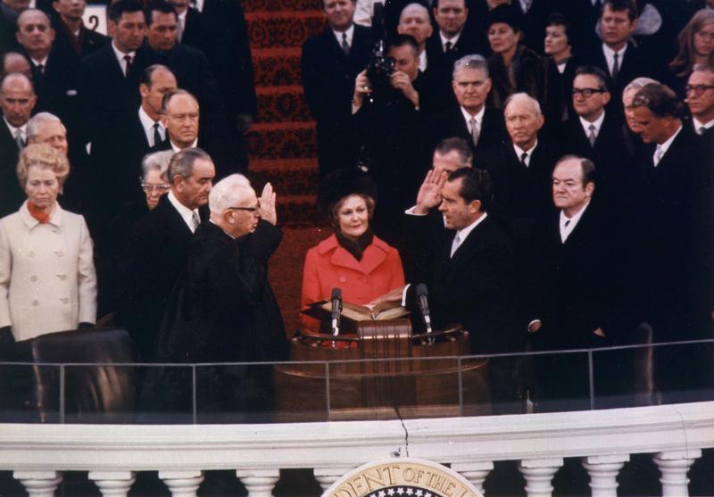 800px-Richard_Nixon_1969_inauguration