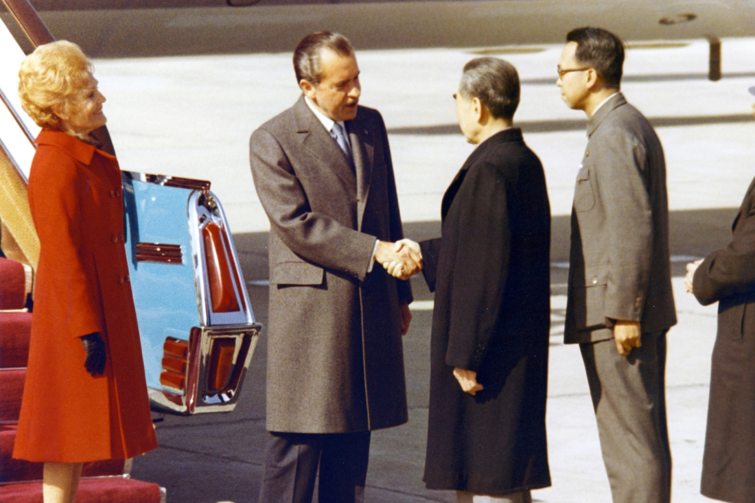 Ignatius: Nixon goes to China: A smart journey looks even smarter