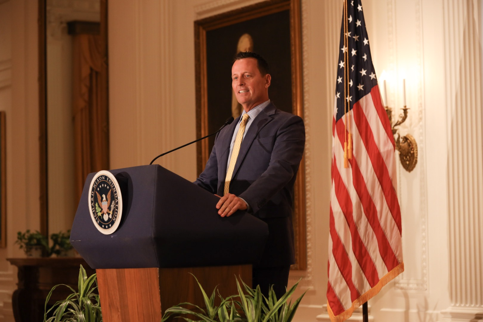 Ambassador Richard A. Grenell: Remarks on the 50th Anniversary of the Nixon Doctrine