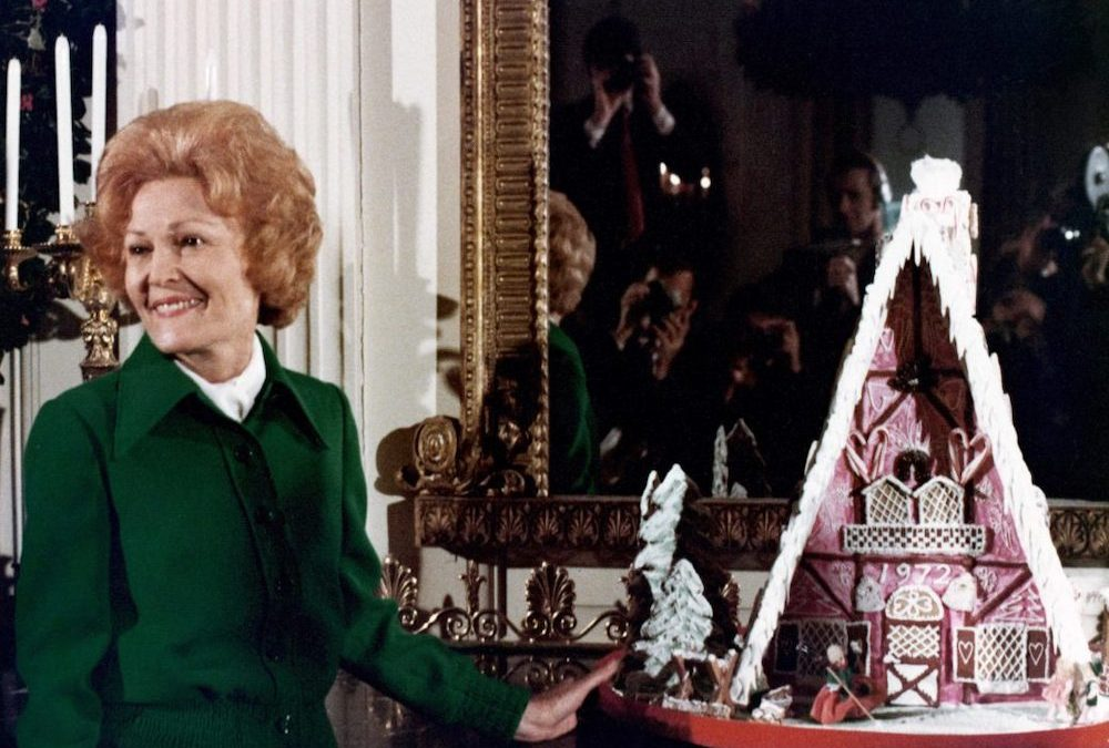 Gingerbread House Fit for a President: A White House Tradition Continues at the Nixon Library