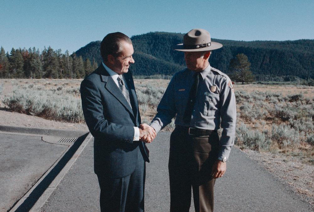 President Nixon's Legacy of Parks