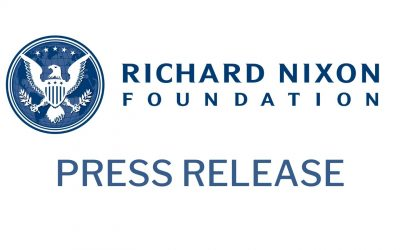 RELEASE: Nixon Library to Become Covid-19 Vaccination Site