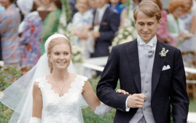 Tricia Nixon remembers her White House wedding, 50 years later