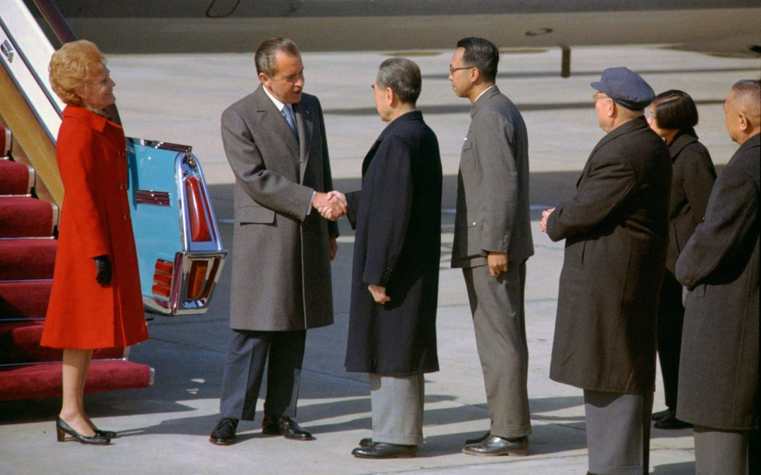Nixon Foundation to Launch Yearlong Series on U.S.-China Relations