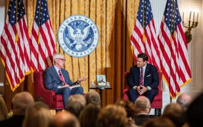 Bret Baier Live and In-Person at the Nixon Library