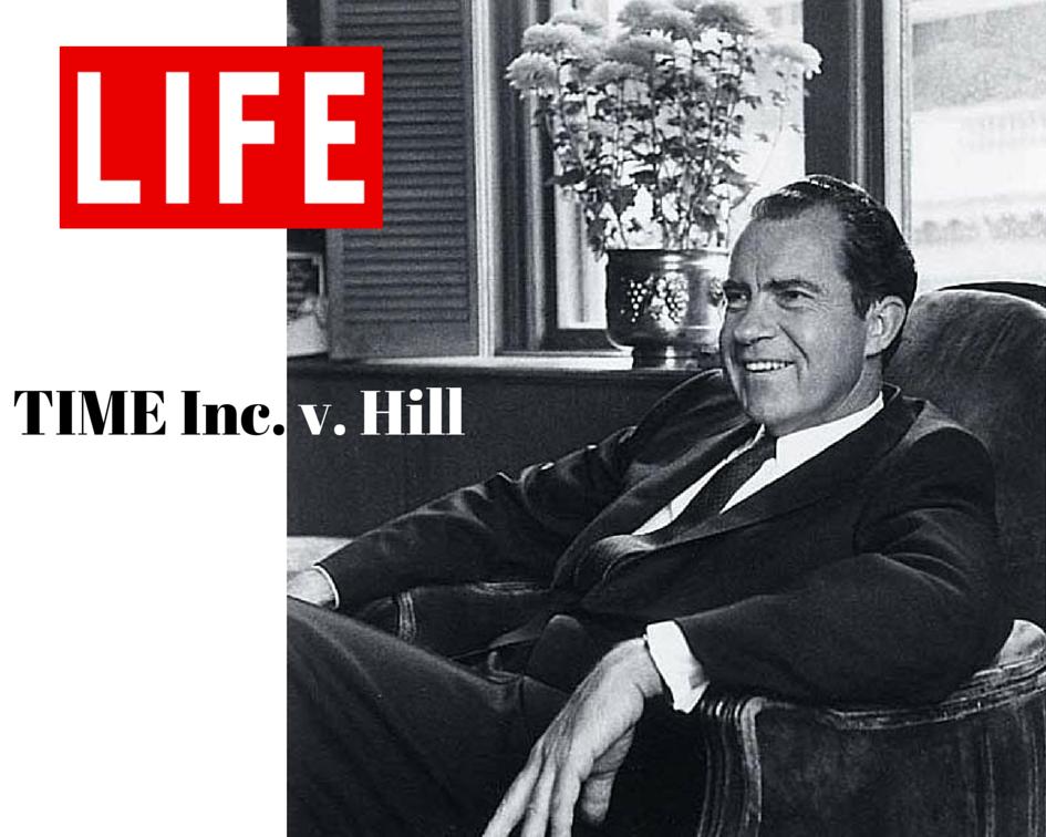 TIME Inc. v. Hill